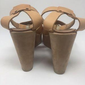 Robert Clergerie Shoes - Robert Clergerie Platform Sandals Sz 8-1/2B